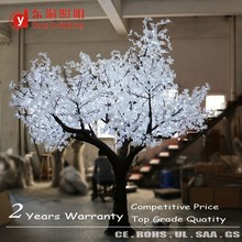 DONGYU 2015 New Products LED Maple Tree White Color