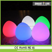 multi color outdoor hanging flashing battery balls factory direct