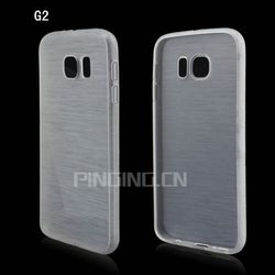 Alibaba express cell phone case tpu back cover for Motorola MOTO G2