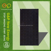 high efficiency price per watt solar panels with CE/CEC/TUV/ISO
