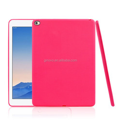 for apple ipad air 2 case,soft TPU case for ipad 6,for ipad air 2 silicone case