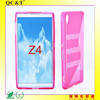 S style tpu gel soft case for Sony XPERIA Z4/E6533