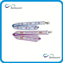 Customized fashion multicolor series products lanyards party supplier