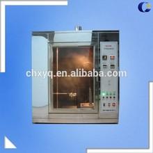 Iec60695 instrumento de laboratorio de la llama de la aguja es de acuerdo a iec60695-2-2