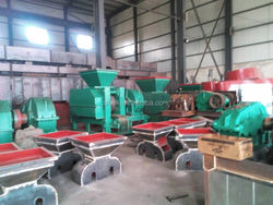 BBQ Coal briquette machine Coal ball press machine coal ball forming machine