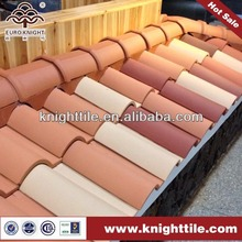 promotion spanish s style villa clay roofing tile for sale