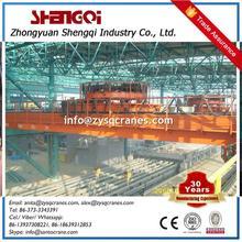 Solar Water Heater Factory Overhead Eot Crane Manufacturer In Gujarat