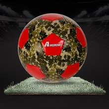 Official Machine Stitched pvc soccer ball