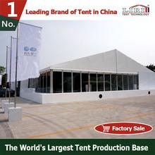 800 People Liri Big Tents for Event Hall with PVC Window Sidewalls