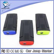 High Quality Portable Jump Starter 12000mAh 12V Vehicle Engine Booster Battery Charger Motor Bike Power Bank