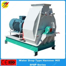 High Output Corn Soybean Grinding Machine for Feed Pellet