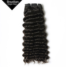 VV Fabulous Hair Products Deep Body Wave Brazilian Curly 100 Percent Human Hair