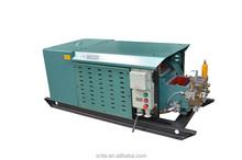 320bar Oil pipe internal cleaner water tank cleaner