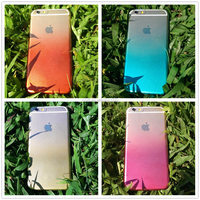 "For iphone 6 case Frosted Soft TPU phone accessory for iphone 6 4.7"", for iphone case 10 colors in stock"