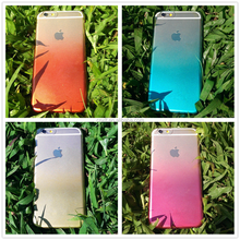 """For iphone 6 case Frosted Soft TPU phone accessory for iphone 6 4.7"""", for iphone case 10 colors in stock"""