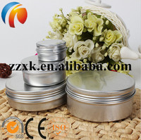 aluminum cream jar,Tin for sale ,cosmetic jar