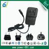 UL approval superior quality different power service interchangeable plug China dc power supply