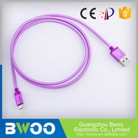 Make To Order Rohs Certified Mobile Phone Connect Cable