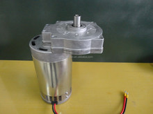 dc gear Motor For Scrubbing Machine