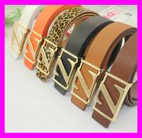 new design brand fashion PU leather man belt wholesale H4754
