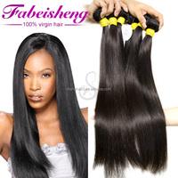 Wholesale Virgin Malaysian Hair Extension Alli Express Malaysian Virgin Straight Hair Weaves Top Grade Quality Human Hair