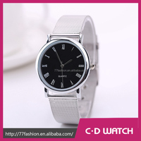 2015 New Fashion Women Dress Watch Silver Watches 2 Colors Classics Casual Watches Summer Style Lovers' Wristwatch XR1021