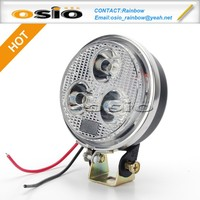 3 inch Round 87 Fog Light High Power LED Sealed Beam Auto Halogen Lamp with Housing