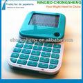 calculadora con calendario