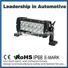 NSSC high quality wholesale 36W 2r06 LED light bar led flashing light bar
