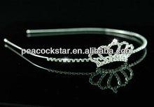 Bridal Flower Girl Crown Crystal Headband Tiara CT1217
