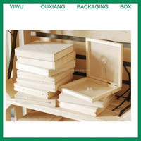 hot sale new design factory direct sale cheap wood cd box