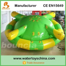 Inflatable Rocking Saturn Made Of Durable PVC Tarpaulin