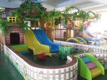 most popular PVC kids soft indoor playground for shopping mall