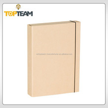 Fashion new design file cover decoration,handmade file decoration,paper file folder