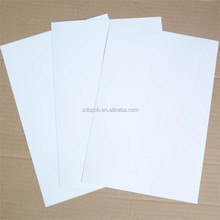 High quality matte coated color ink-jet printing paper