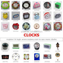 CLOCKS WITH LOGO PROJECTION : One Stop Sourcing from China : Yiwu Market for Clocks