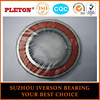 Single row chrome steel material 6204-2RS deep groove ball bearing