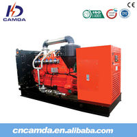 CE and ISO approved150kva gas generator from manufacturer