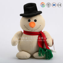 Christmas dancing snowman ,customized Your Own Snowman