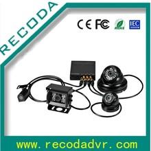 Taxi / Police Car 3G GPS WIFI Full HD 1080p Car DVR Camera System