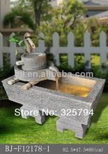 piedra buhrimill oriental diseño de fuentes de jardín