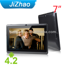 Low pric Q88 tablet pc made in china with free games download