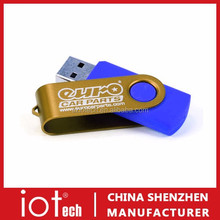 Cheap Swivel USB Key Pen Drive Wholesale Free Samples