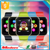 2015 multi functions colorful android smart watch mobile phone