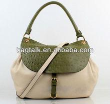 Women Designer Cheap Hobo PU Leather Shoulder Bag