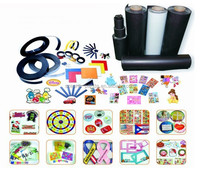 eco-friendly patent CPE/NBR rubber magnets