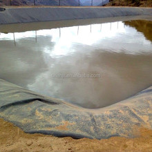 High quality waterproofing membrane for artificial lake