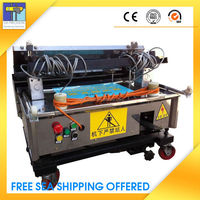 india wall plastering machine for brick wall,wall spray plastering machine,Mortar Plastering Machine