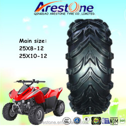 Arestone ATV motorcycle tyre made in china