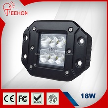 Factory price 5inch 18W Work Light LED for Motorcycle Tractor Boat Off Road